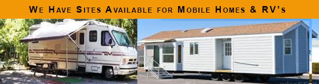 River Glenn Estates Mobile Home RV Park Fresno Ohio 43824